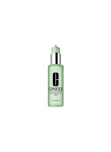 Liquid Facial Soap Sivi Yüz Sabunu Ekstra Hassas Cilt Formülü-Clinique